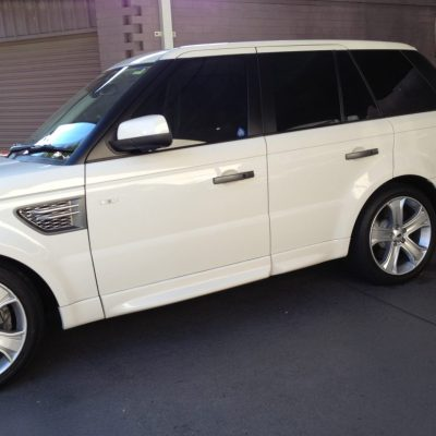 3M Automotive Window Tint