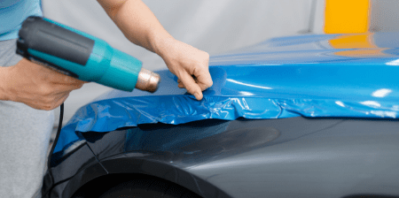 Car Wrapping course