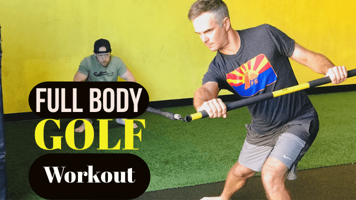 full body golf workout