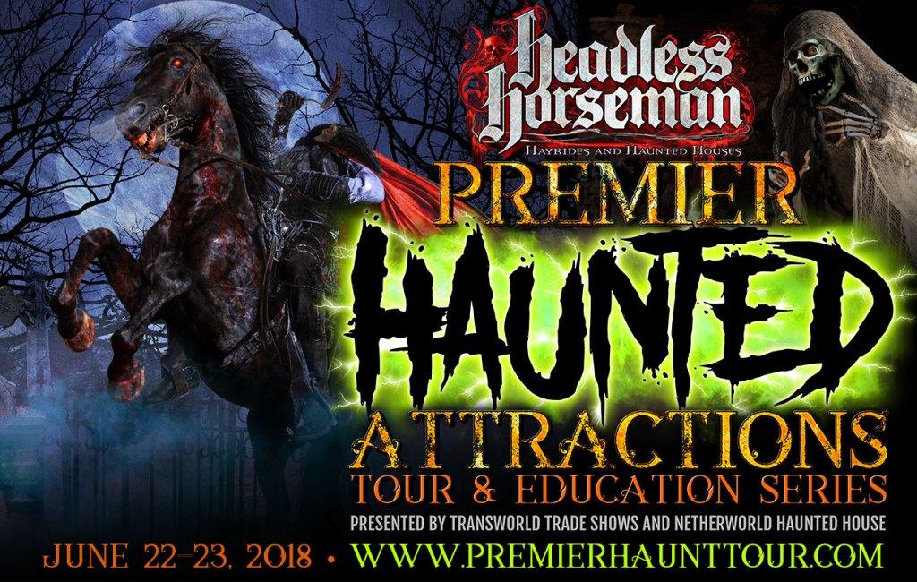 Premier Haunt Tour 2018