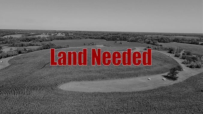 Land Needed
