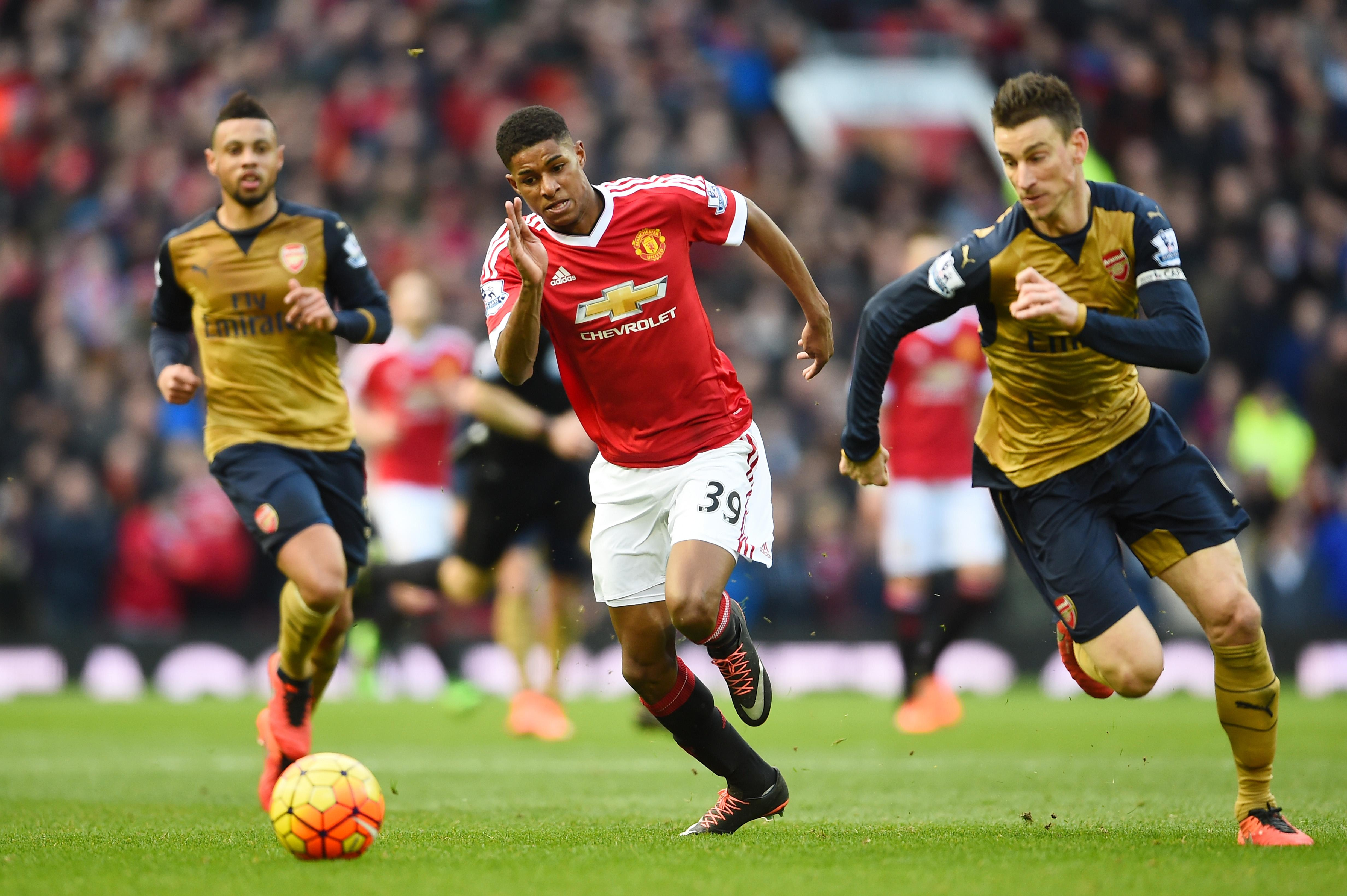 Arsenal looking to end Old Trafford woe