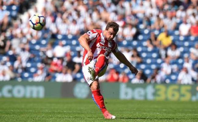 West Brom V Stoke 2017 18 Premier League