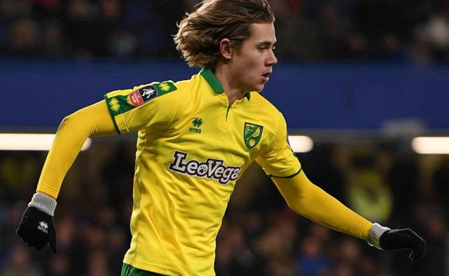 Late Cantwell Strike Gives Norwich Victory