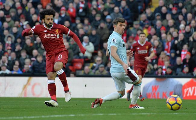 Salah Strikes Again As Liverpool Go Second