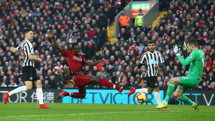 Liverpool vs Newcastle 4-0 Highlights 26.12.2018