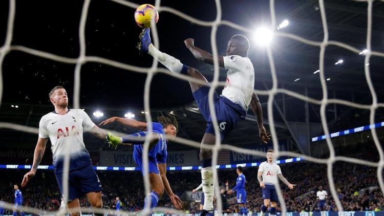 Cardiff City vs Tottenham 0-3 Highlights