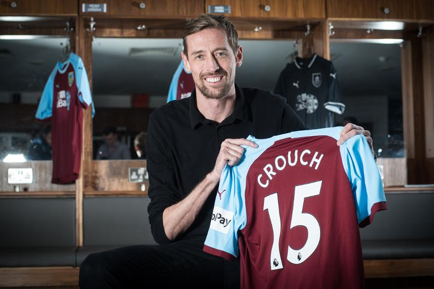 Peter Crouch, Burnley