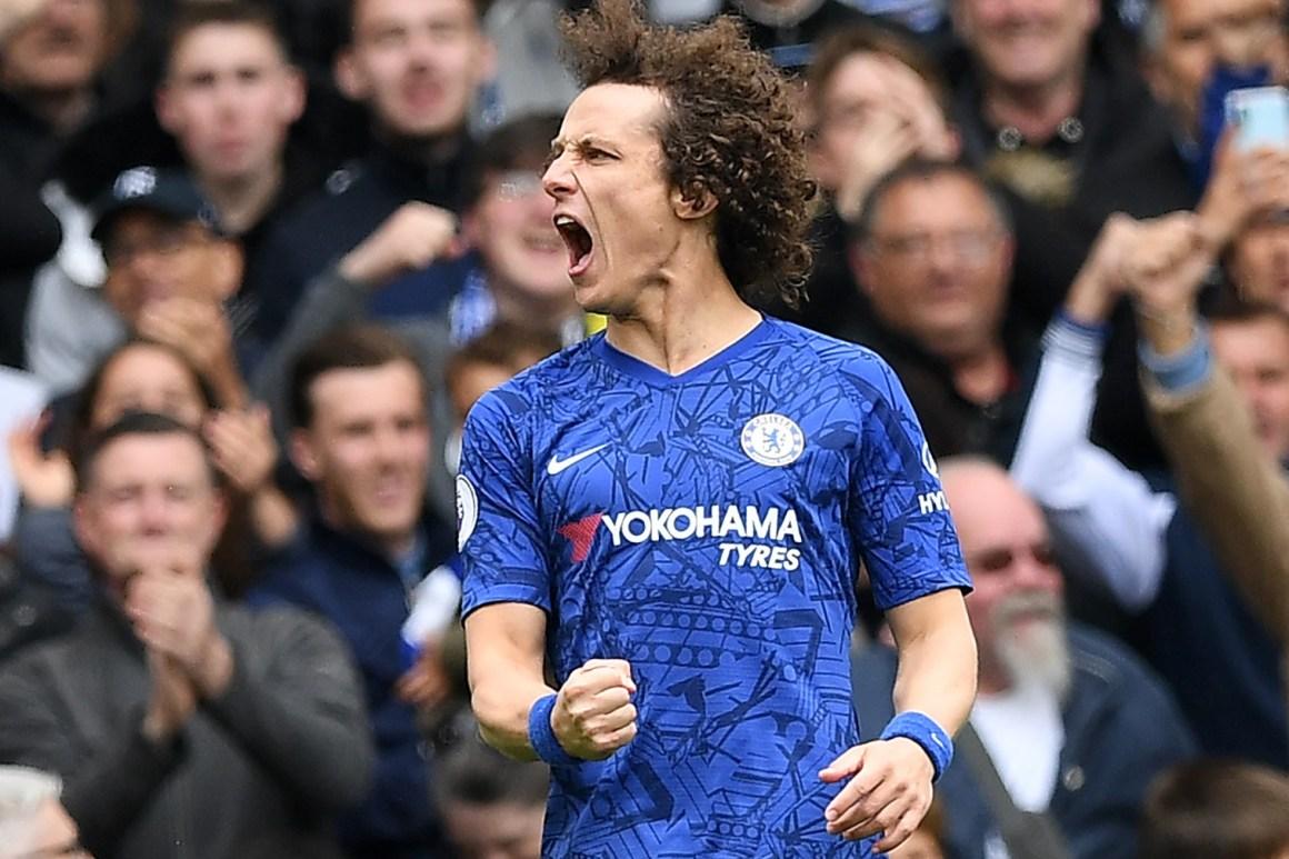 Kết quả hình ảnh cho David Luiz
