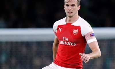 Rob Holding Arsenal