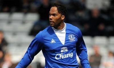 Joleon Lescott Everton