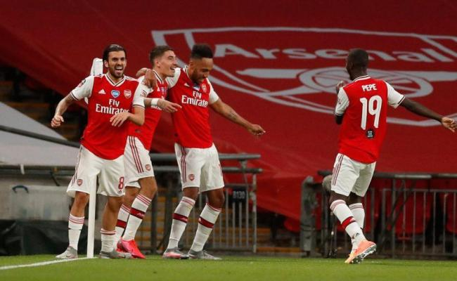 How Can Arsenal Lineup Against Chelsea Fa Cup Finale 2020