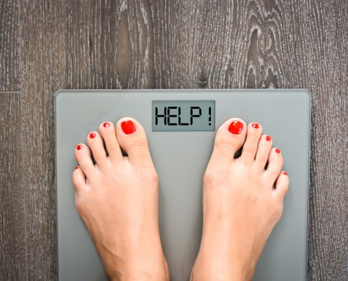 desperate to lose weight fast