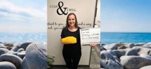 Liz's weight loss success