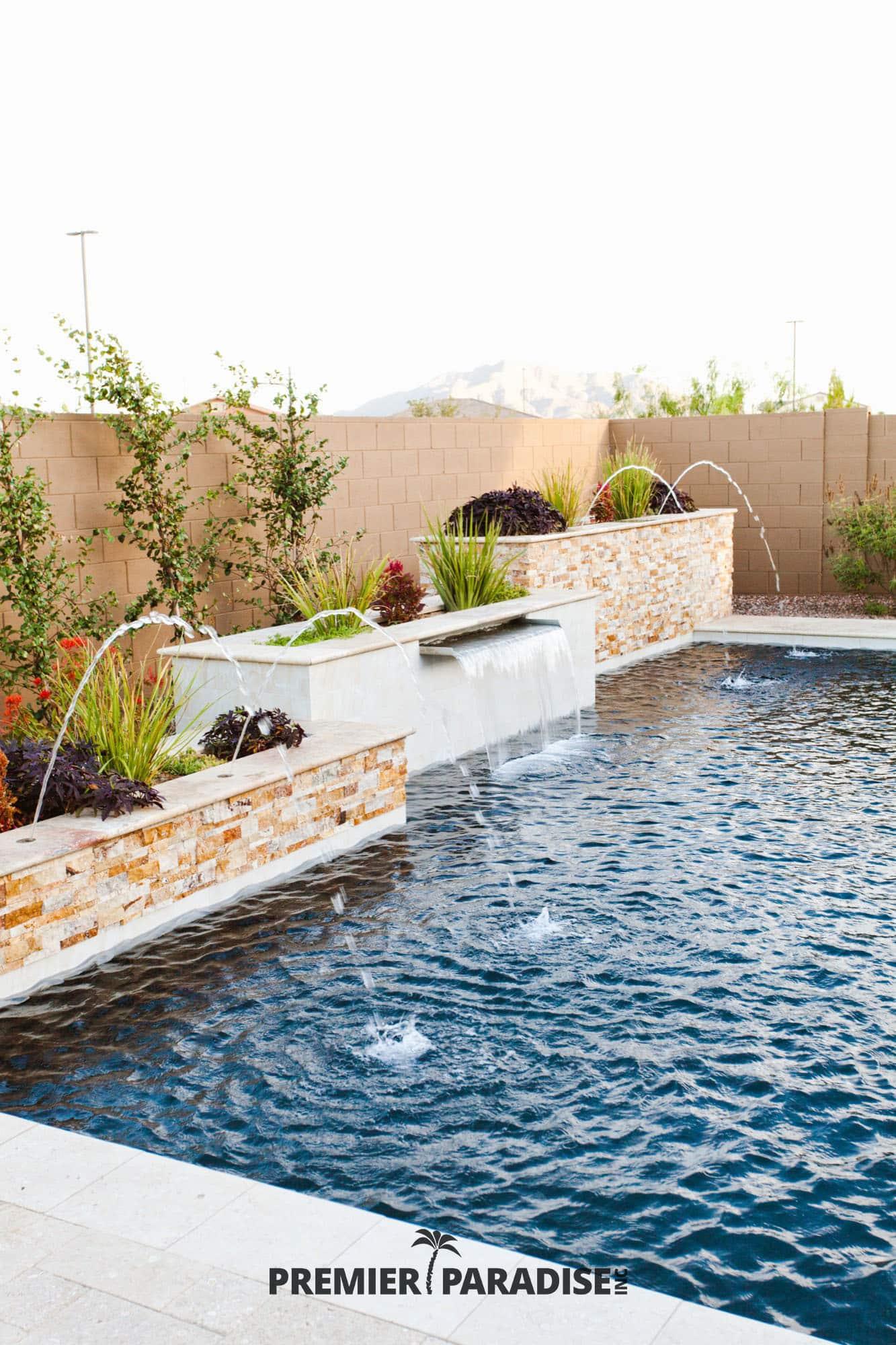Water Feature Design Gallery Premier Paradise Inc