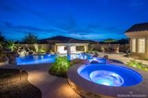 Arizona Luxury Pool Backyards