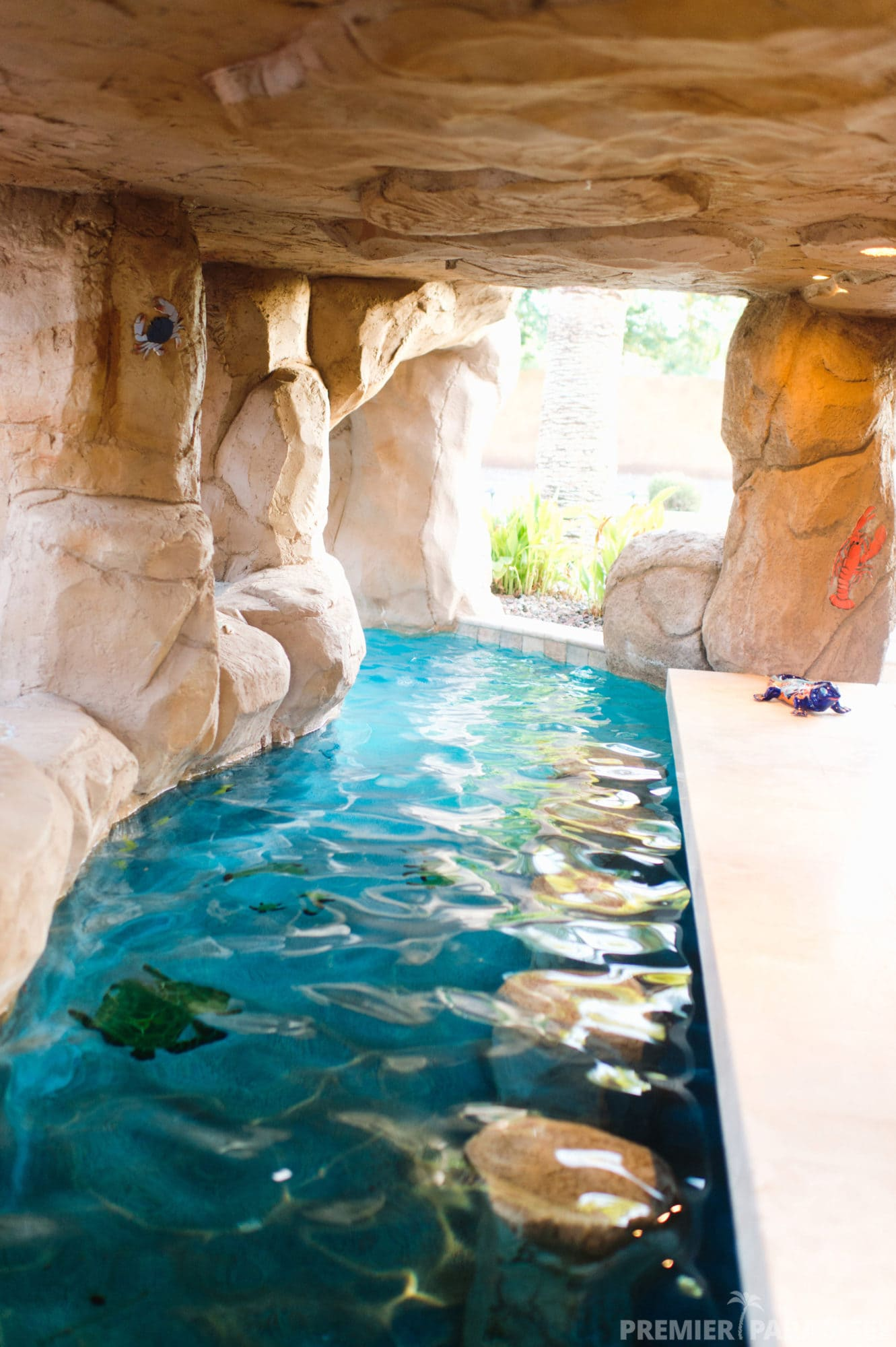 Grotto Cave Resort  Gilbert Paradise  Premier Paradise Inc