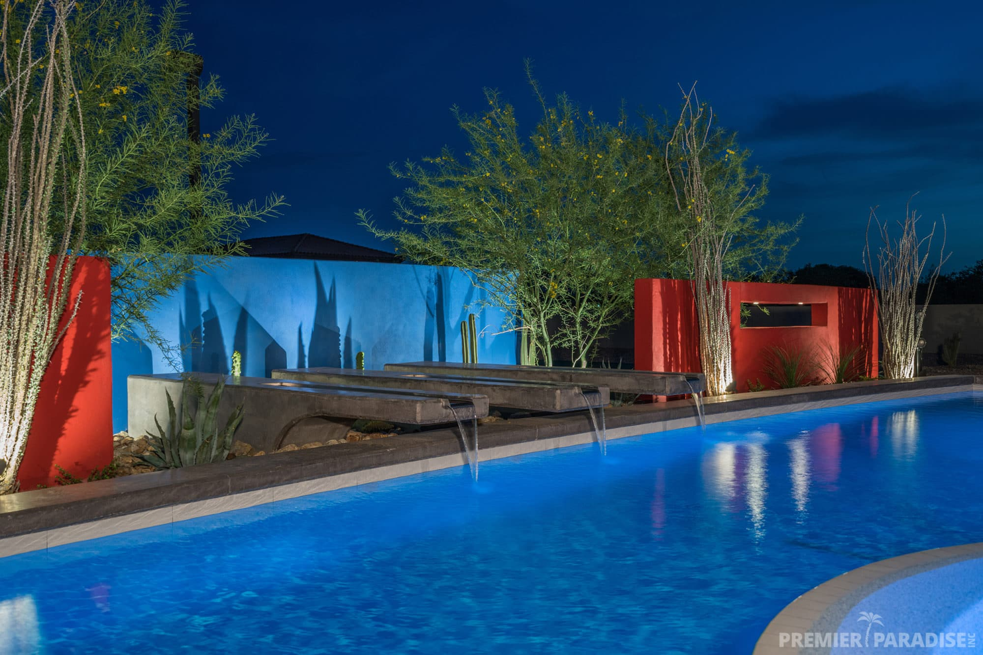 Sleek Oasis  Gilbert POOL KINGS Paradise  Premier