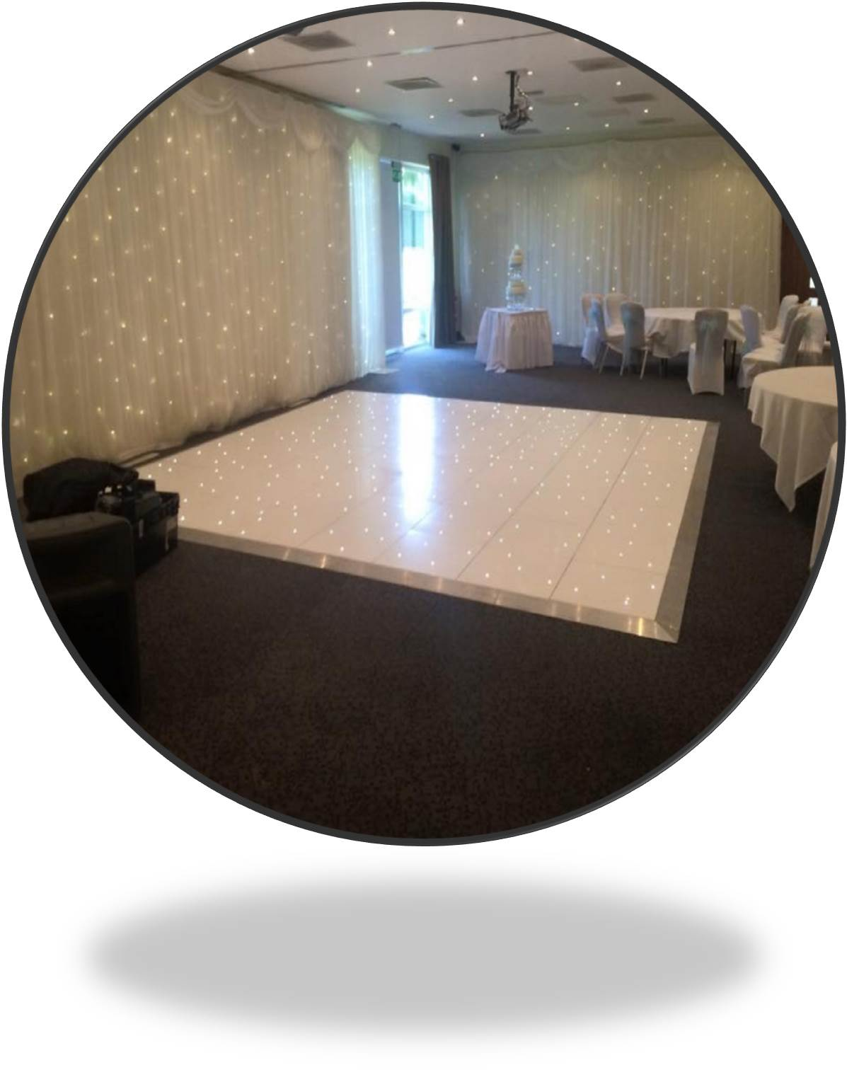 chair cover hire merseyside trex adirondack rocking chairs dance floor 5p premier party events limited