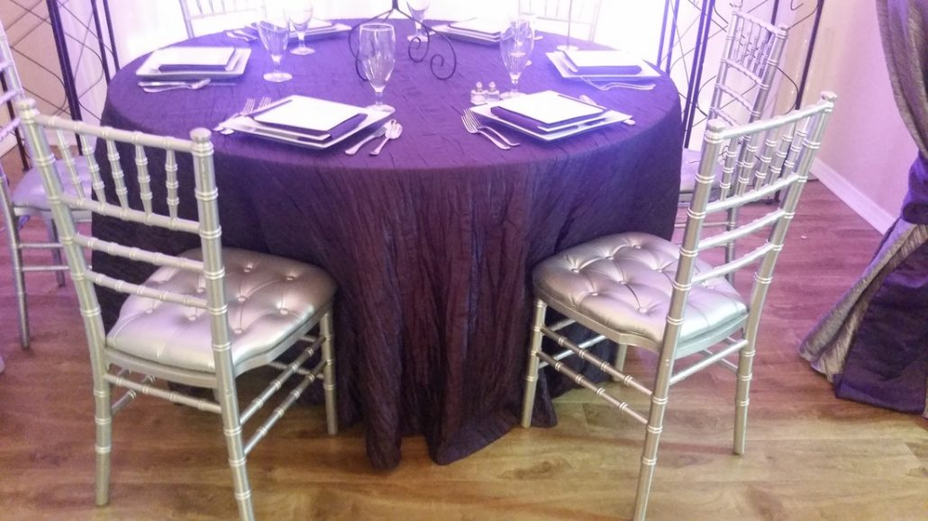 table and chair rentals sure fit dining slipcovers photos premier party lake wales