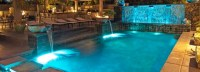 Custom Pool Features - Premier Pools & Spas