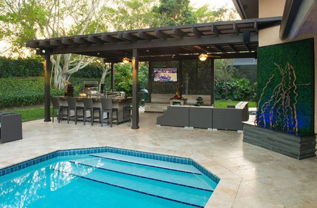 5 pool patio ideas for your backyard