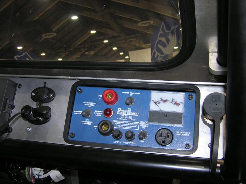 Onboard Welder Installation Photos Of Premier Power Welder High