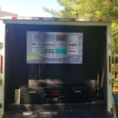 Pre Owned Kitchen Cabinets For Sale Canisters Buy A Game Truck Mobile Theaters Used