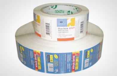Glue Stick Labels