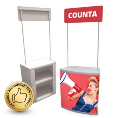 Promotional Counter