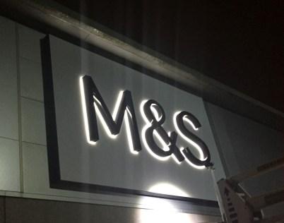 M & S Liffey Valley