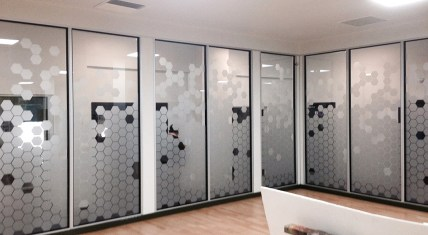 MB Etched Window Graphics