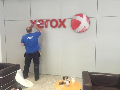 Xerox Reception