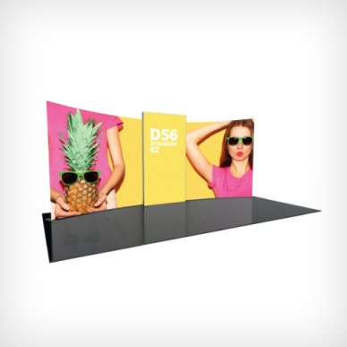 Formulate DS6 - Exhibition Stand