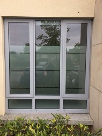 Glass Window Frosting
