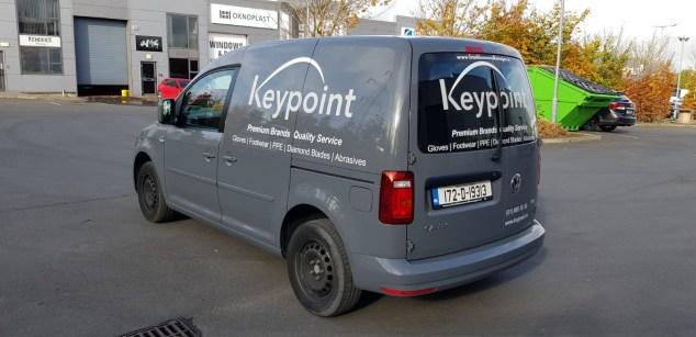 Keypoint Wrap
