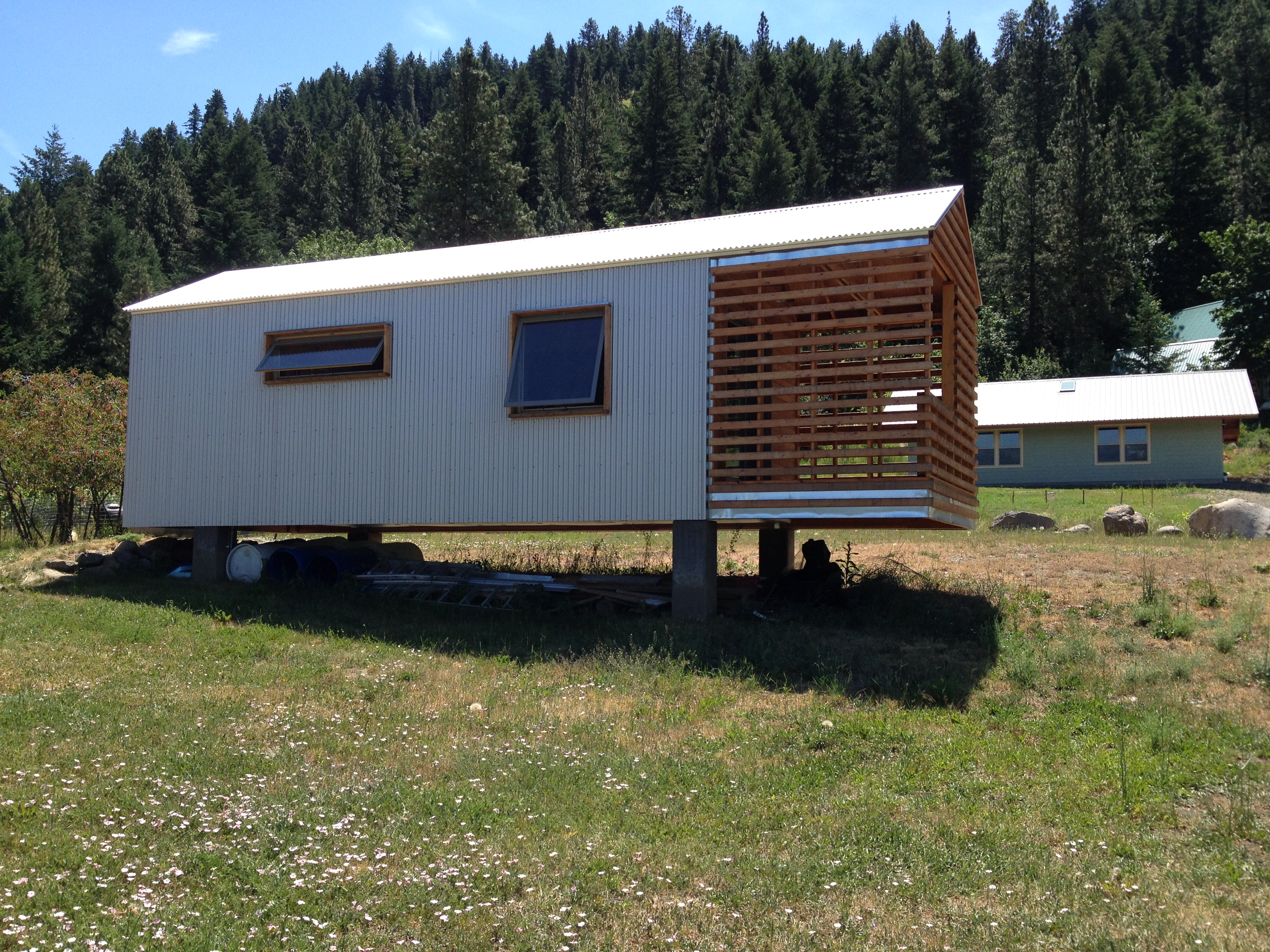 Your new tiny house premier sips for Sip home designs