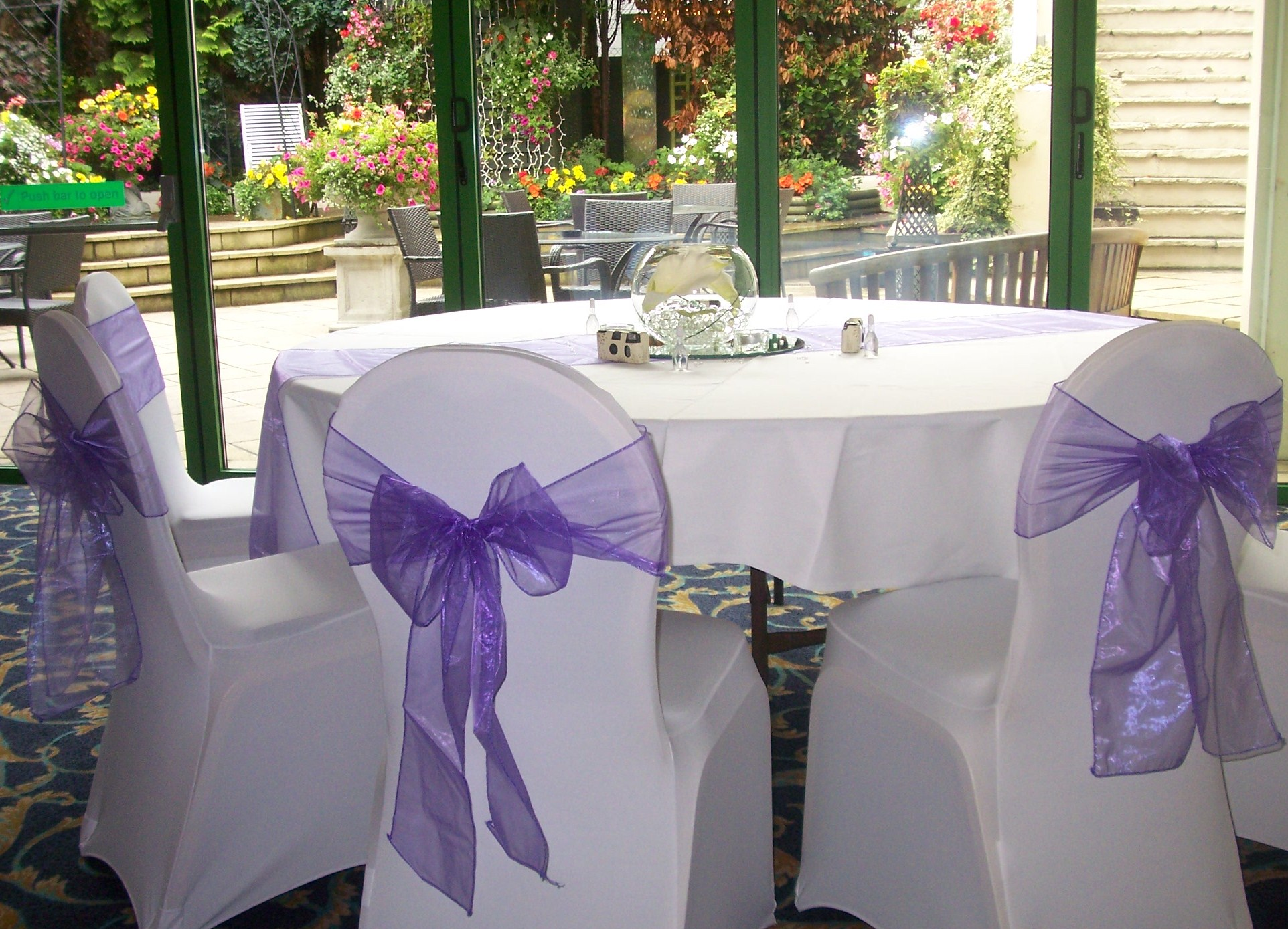 chair covers and table linens wholesale home depot legs spandex premier