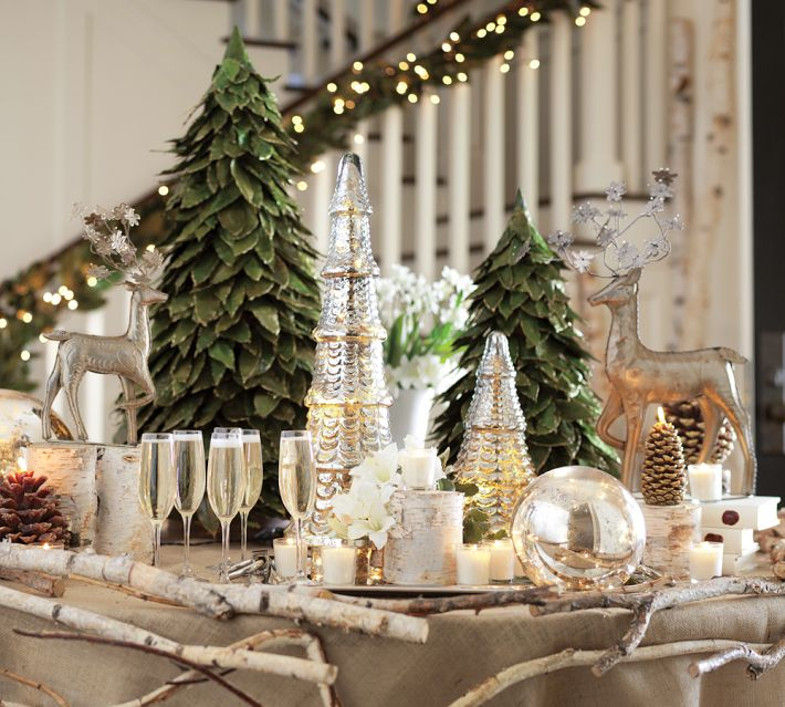 burlap dining chair covers office and table planning a stress free christmas we'll show you how   premier linens blog