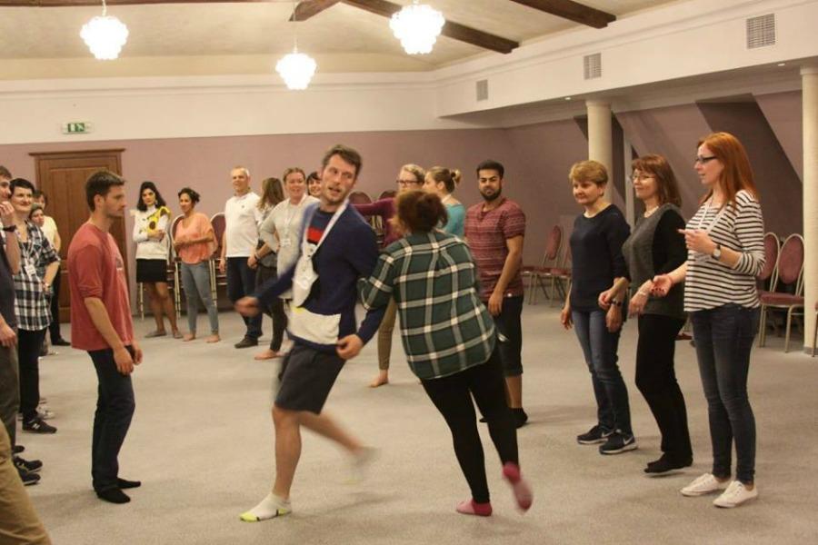 Scottish Dance Angloville