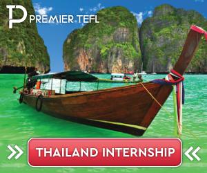 Thailand Internship - Premier TEFL