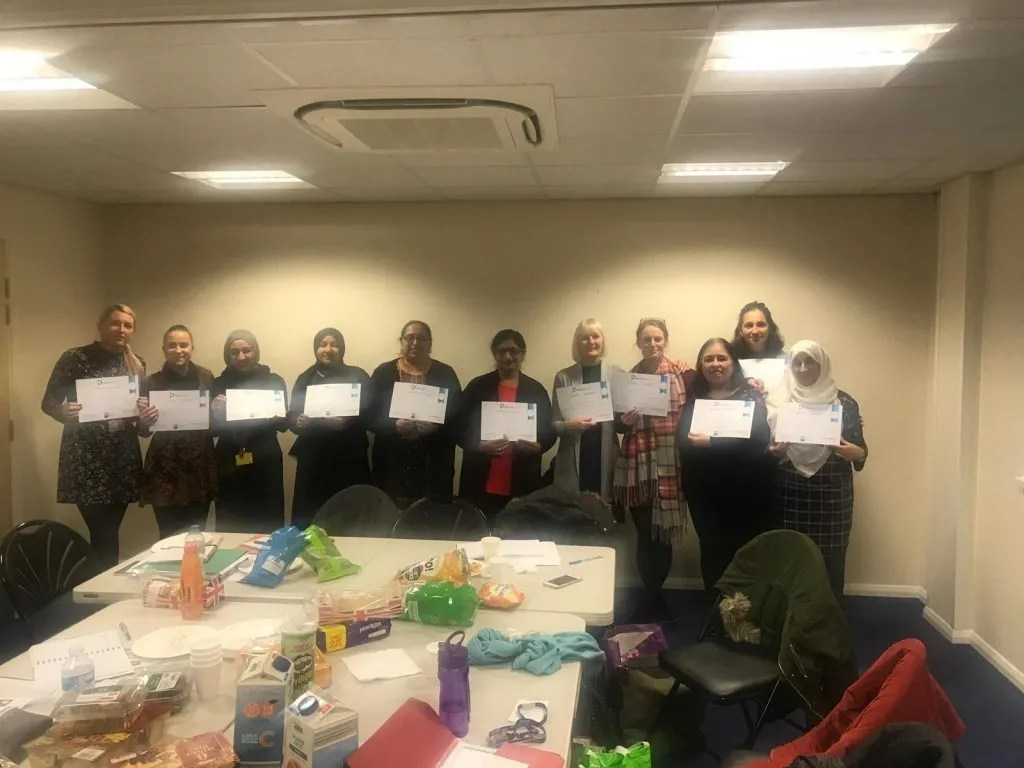 EAL Teachers with certs