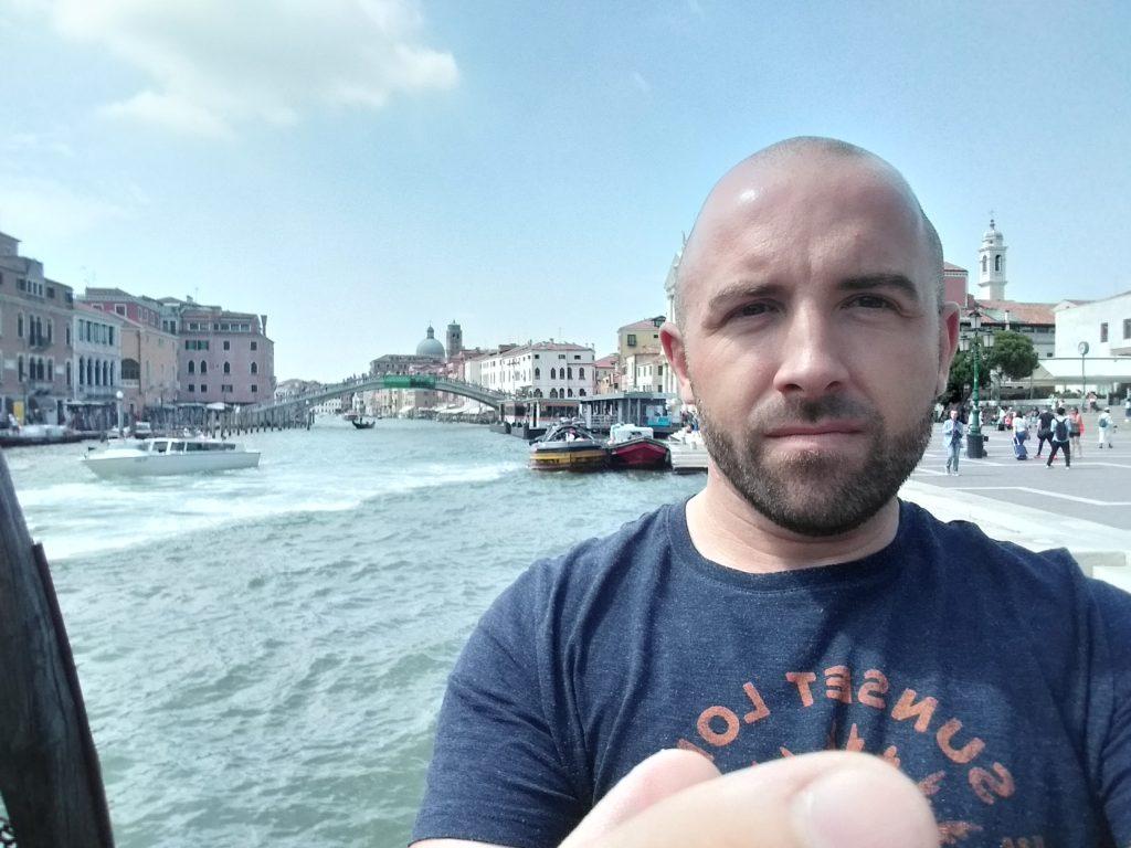 Philip in Italy