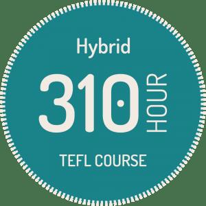 310 Hour Course Best Hybrid TEFL course