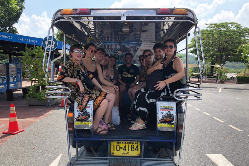 Friend traveling travel Premier tefl teach teaching abroad