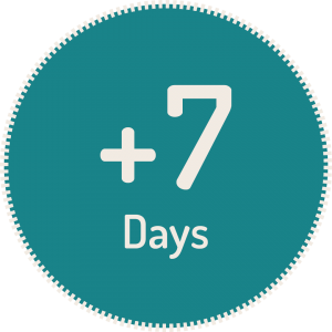 7 days study extensions