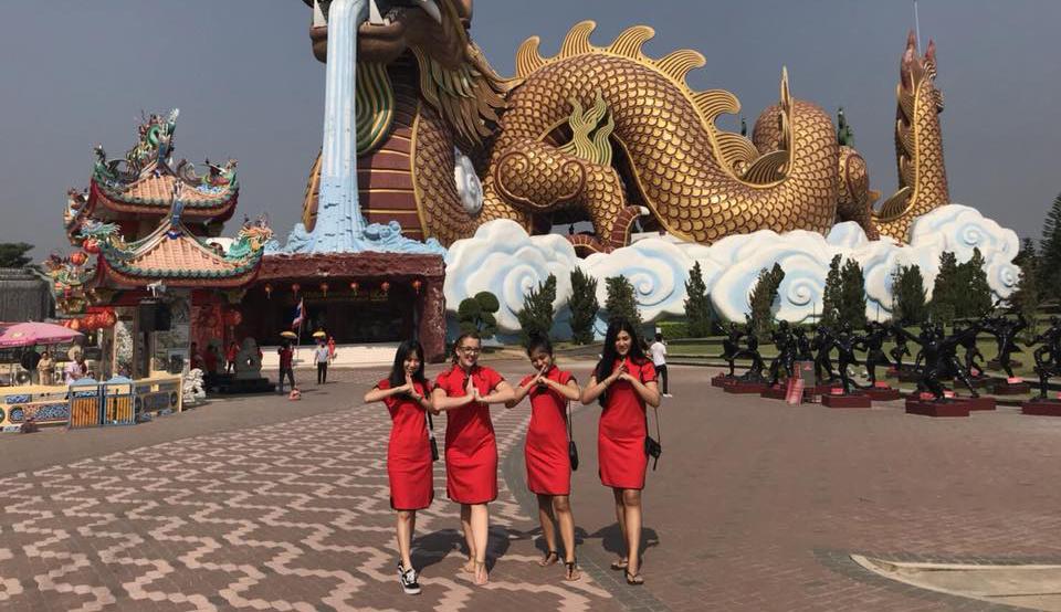 paint tefl internship thailand