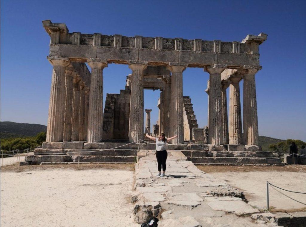 Exploring Greece with TEFL