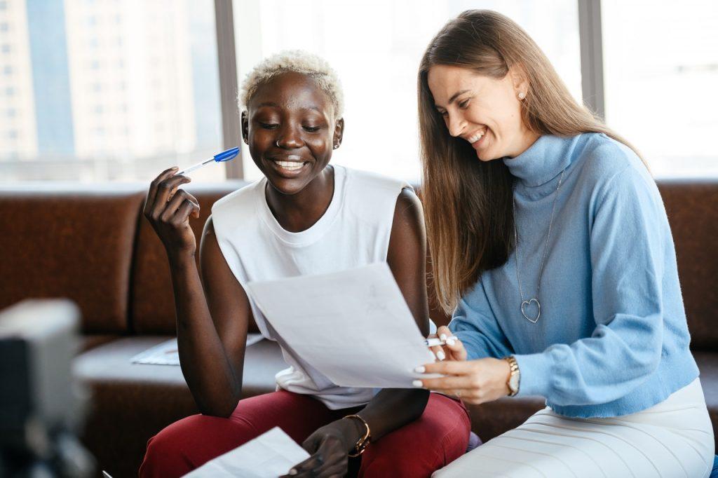 Job interview coaching