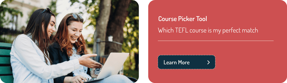 find your TEFL course